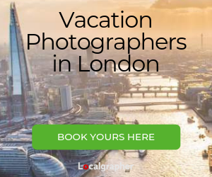 Vacation Photographers in London