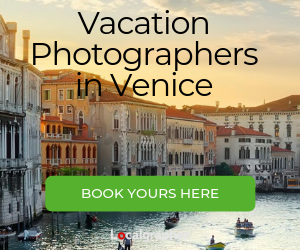 Vacation Photographers in Venice