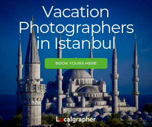 Vacation Photographers in Istanbul
