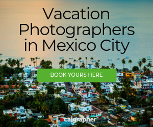 Vacation Photographers in Mexico City