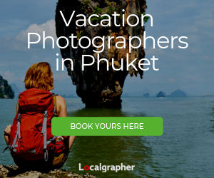 Vacation Photographers in Phuket