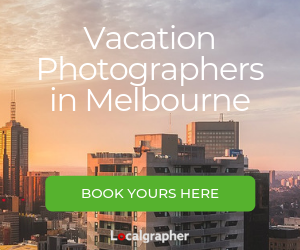 vacation photographers in Melbourne